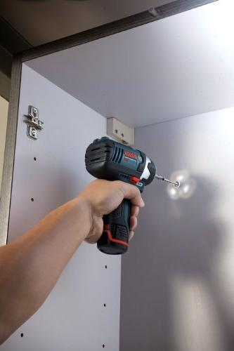 Bosch Cordless Driver and Driver Kit