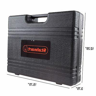 Stalwart Drill Driver Screwdriver Battery Tool