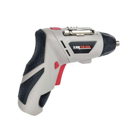 Cordless Battery Tools 4.8V Drill For Home US