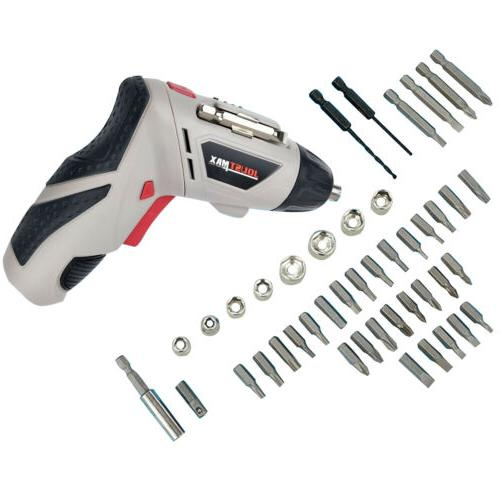 Cordless Battery Tools 4.8V Drill For Home