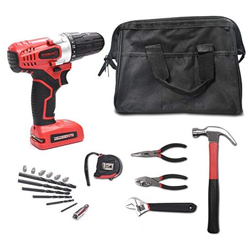 cordless drill driver household