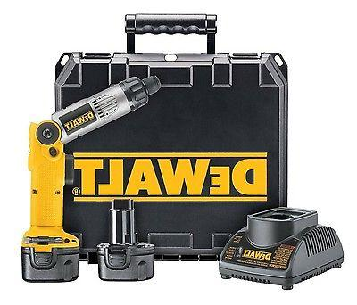 "DEWALT 1/4"" 7.2-V Cordless Electric Two-Position Heavy Duty"