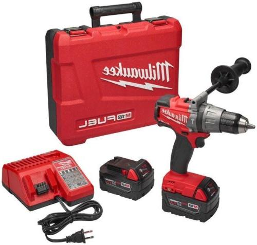 MILWAUKEE FUEL LITHIUM-ION DRILL KIT
