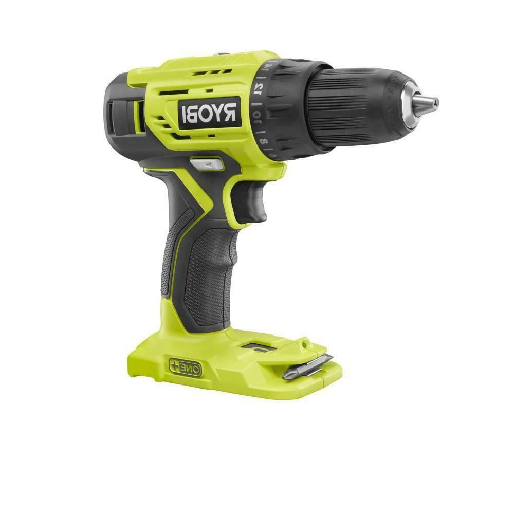NEW RYOBI P215 18V 2- SPEED 1/2 INCH DRILL/DRIVER P215 is up