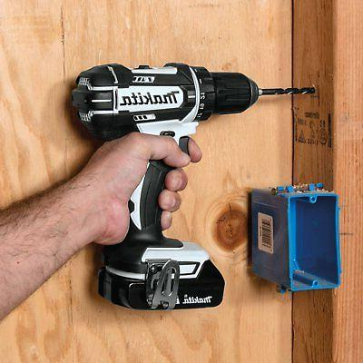 Makita Lithium-Ion Compact Cordless 3-Pc. Combo Kit