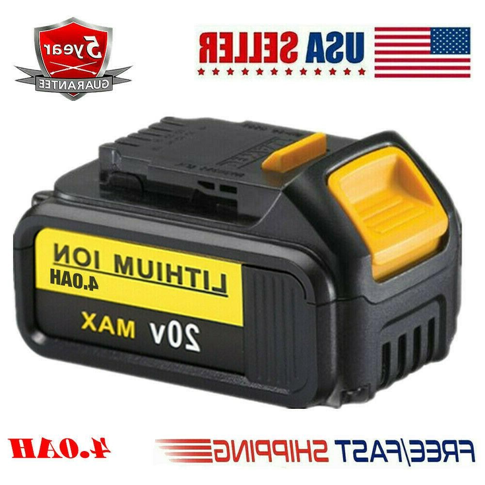 dcb205 0ah battery dcb115 charger