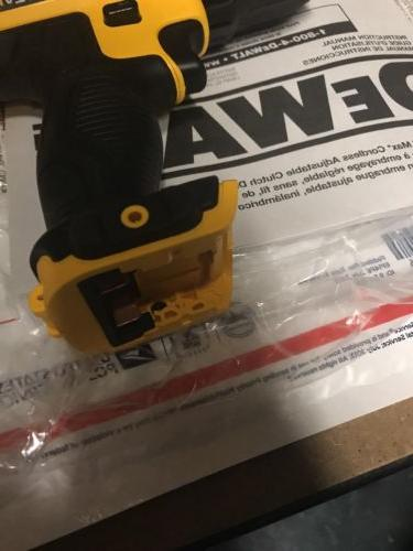 Dewalt Li-Ion 3/8in Cordless Compact Drill Driver New-TOOL ONLY!