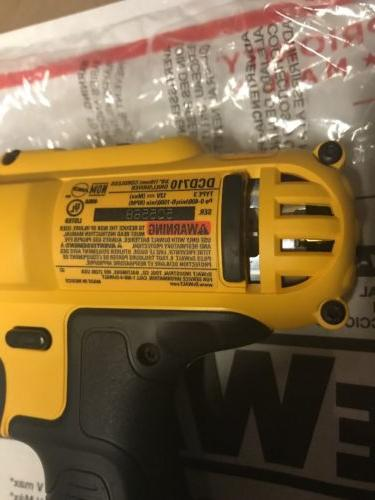 Dewalt 3/8in Drill Driver ONLY!
