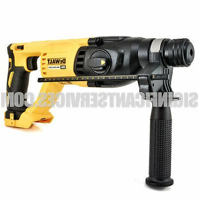 DEWALT DCH273B 20V BRUSHLESS SDS ROTARY PERCUSSION HAMMER TO
