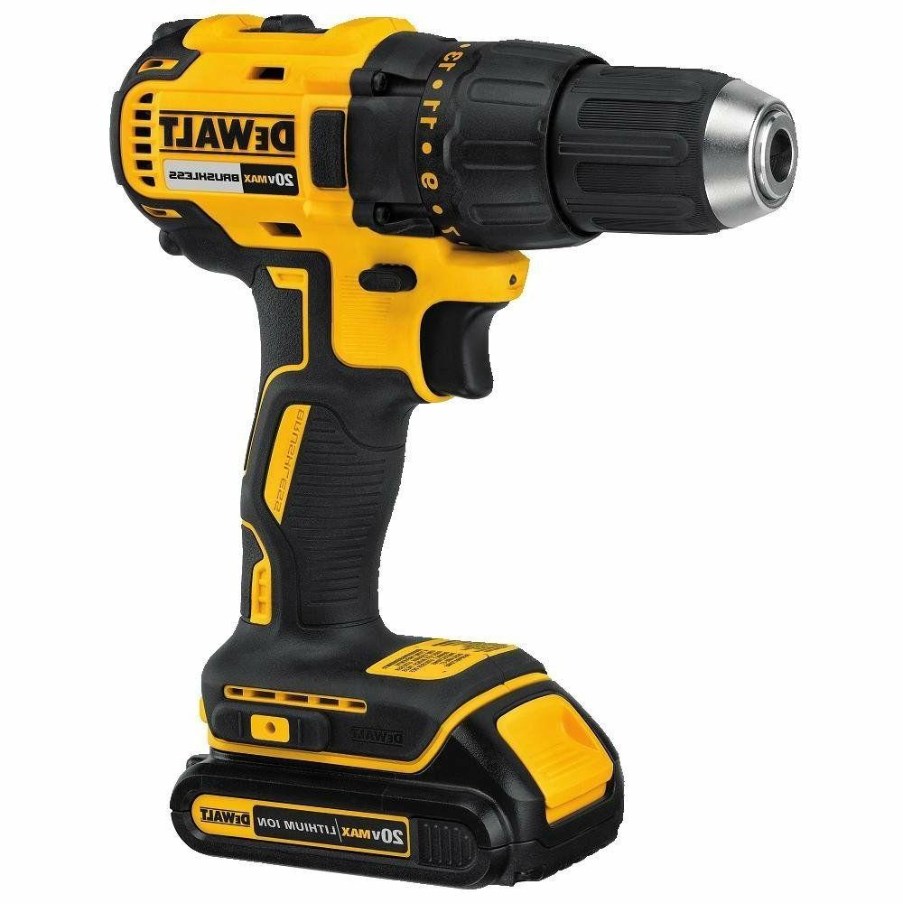 DEWALT Compact Drill and Impact Kit
