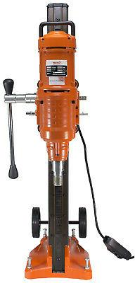 """Cayken 10"""" Diamond Core Drill Rig with 580F Adjustable Angle"""
