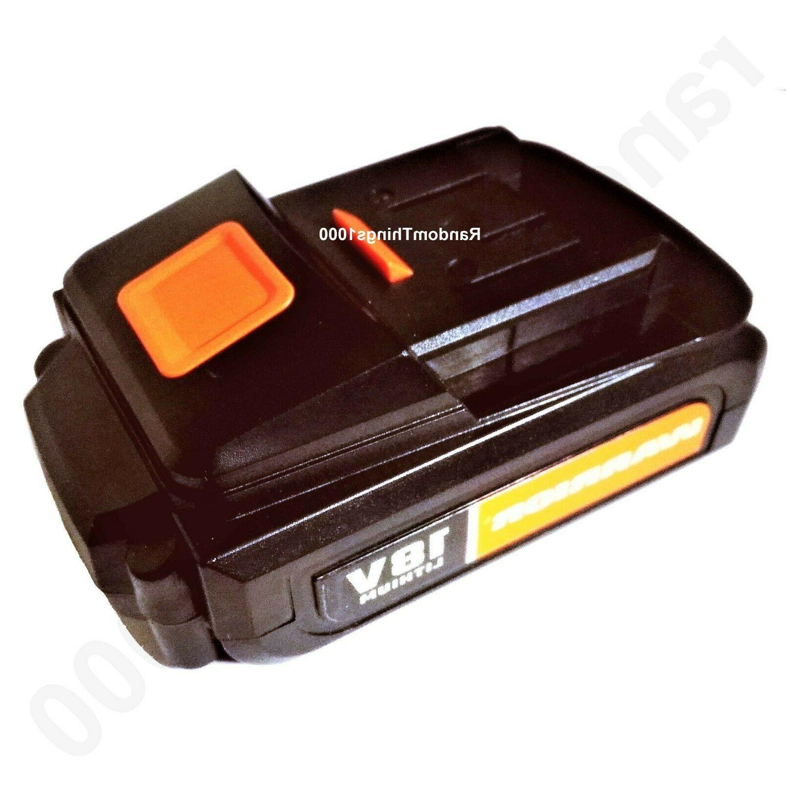 Drill Lithium in 18V Battery NEW
