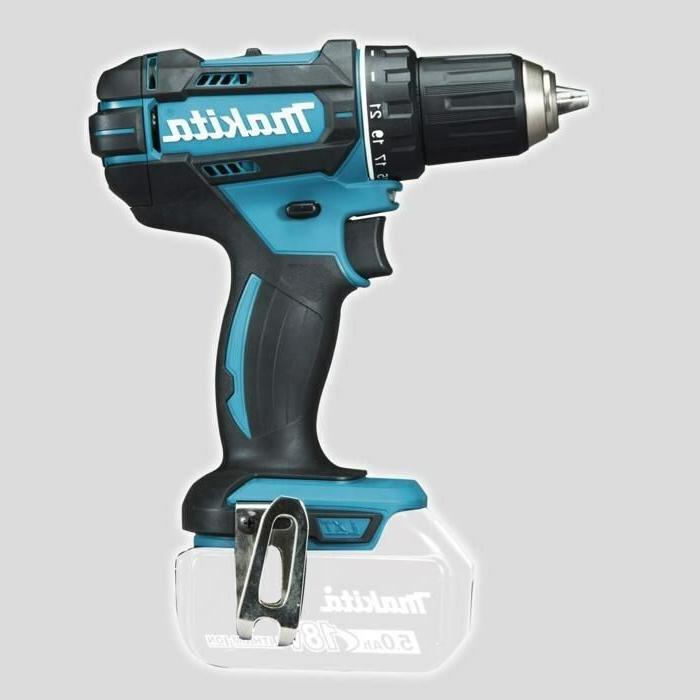 Makita Drill Driver DDF482Z 18V Voltage Without Battery and