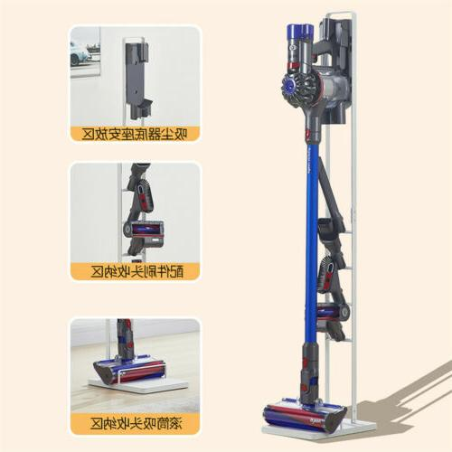 Drill-Free Cleaners Station Holder Dyson V11 V10 V7