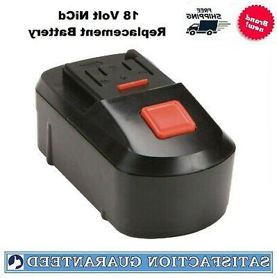drill master rechargeable battery charger
