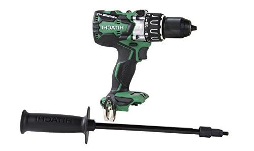 lithium ion brushless hammer drill