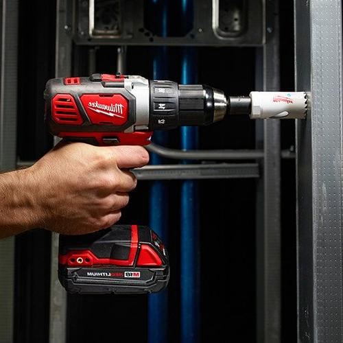 Milwaukee 1/2 Inch Cordless Driver Compact Kit