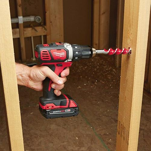 Milwaukee 1/2 Inch Drill Driver Compact Kit