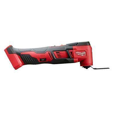 Milwaukee M18 18V Lithium OPM with Woodcutting and Sanding Pad Included
