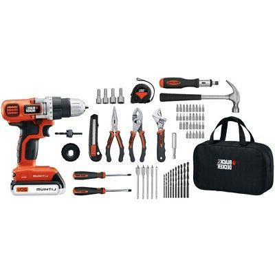 max lithium drill project kit