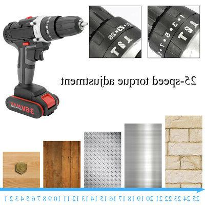 Multifunctional Electric Drill Rechargeable S8V6