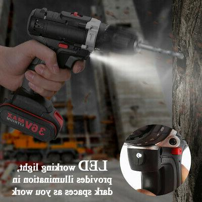 Multifunctional Drill High-power