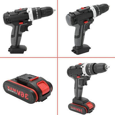 Multifunctional Impact Cordless Drill Rechargeable S8V6