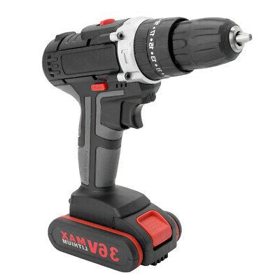 multifunctional electric impact cordless drill high power