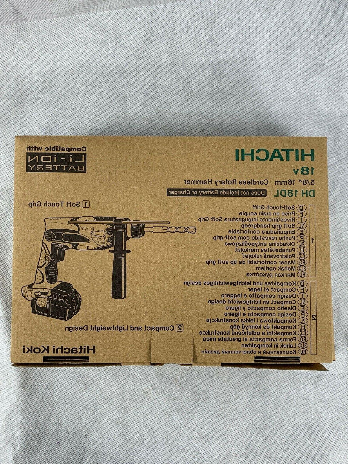 NEW Cordless 18V SDS Drill 18 Only