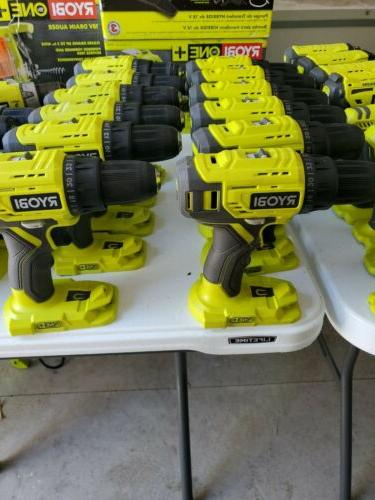 new genuine 18v one drill driver
