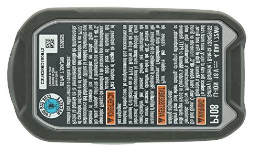 Ryobi 4.0AH Ion and P117 Chemistry Lithium NiCad Battery Charger