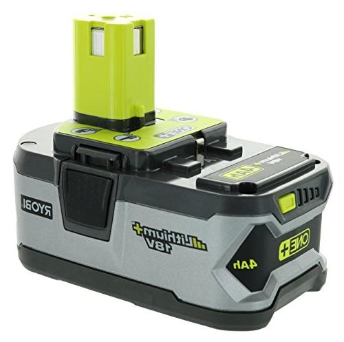 Ryobi P108 4.0AH and One+ Dual Chemistry NiCad Battery Charger