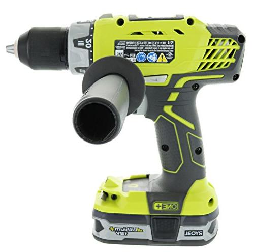 Ryobi One+ Lithium 600 Inch Pound Combination Kit