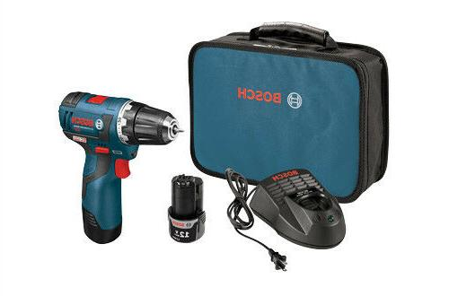 Bosch 12V Brushless Drill Driver Kit