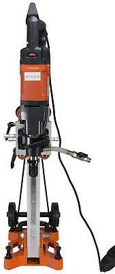 """Cayken SCY-18-2EBM  5"""" Wet and Dry Core Drill Rig and 200F S"""