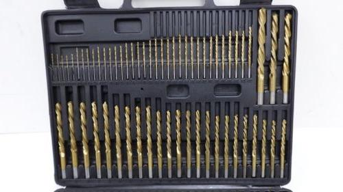 115pc Drill Set Index Number Letter $0 SHIPPING!