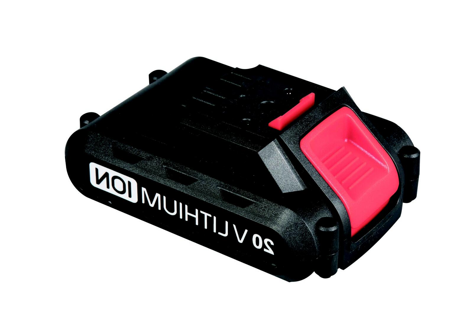 US SHIP 20V,1500mAH Replacement Lithium-ion Cordless Battery