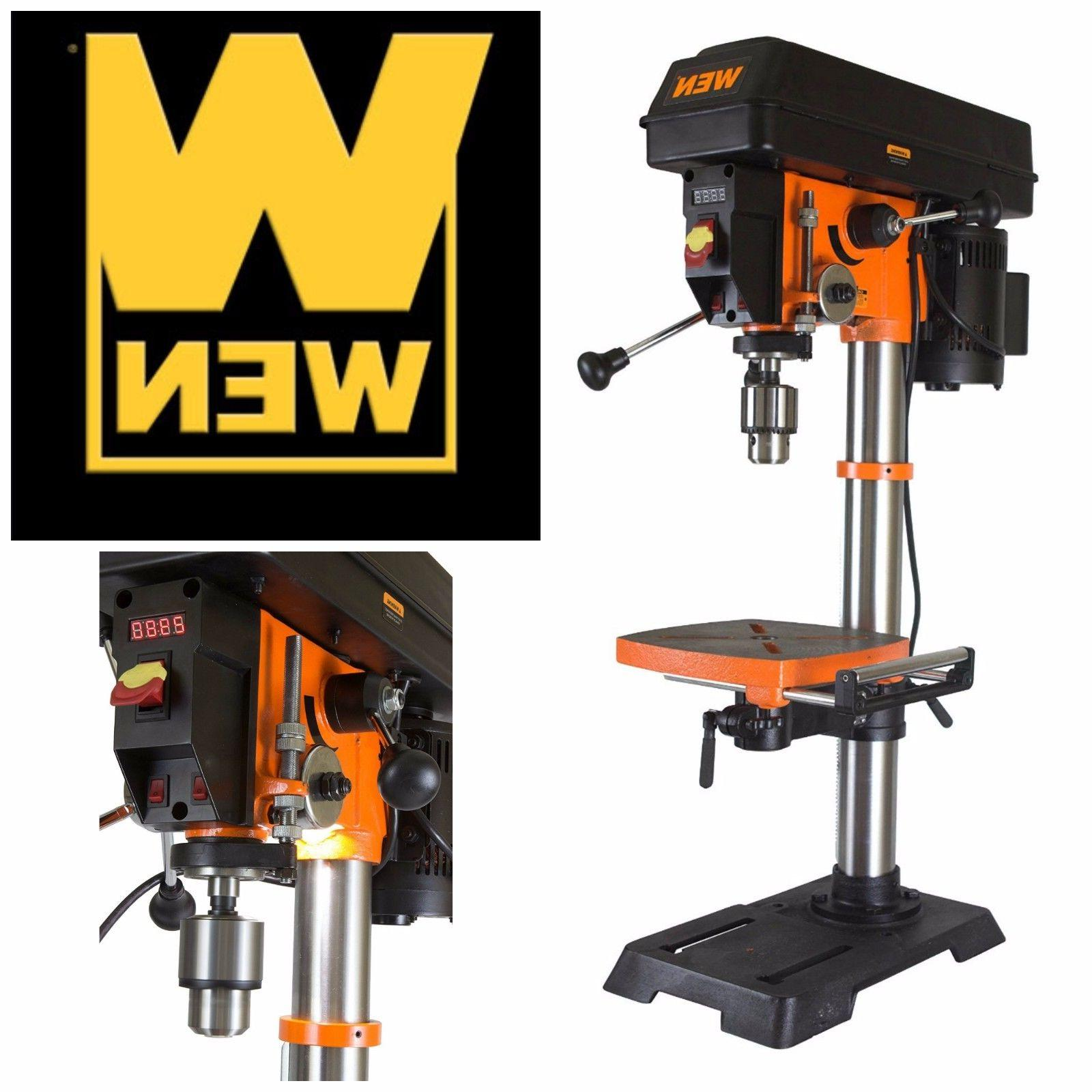 variable speed drill press machinist