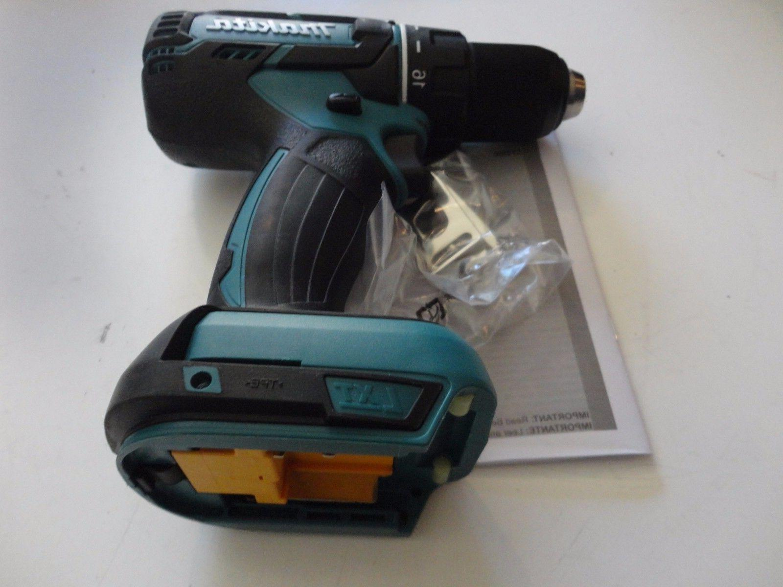 "MAKITA Volt Lithium Ion Brushless 1/2"" Driver New XFD06"