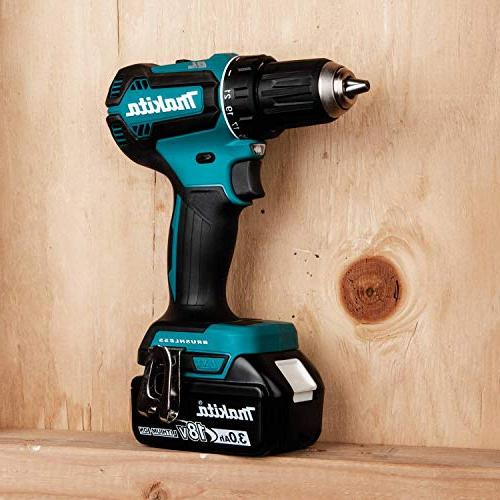 "Makita XFD131 LXT Lithium-Ion Brushless 1/2"" Driver-Drill"