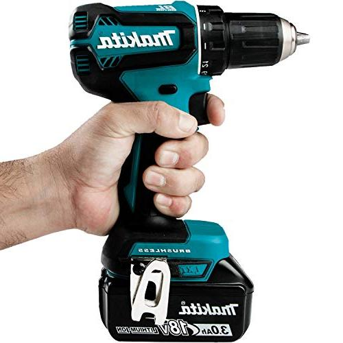 Lithium-Ion Driver-Drill