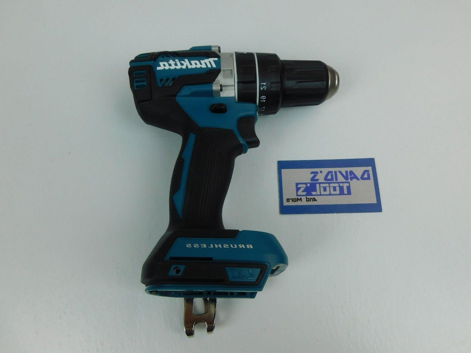 "New XPH12Z LXT Lithium-Ion 1/2"" Brushless Cordless Drill"