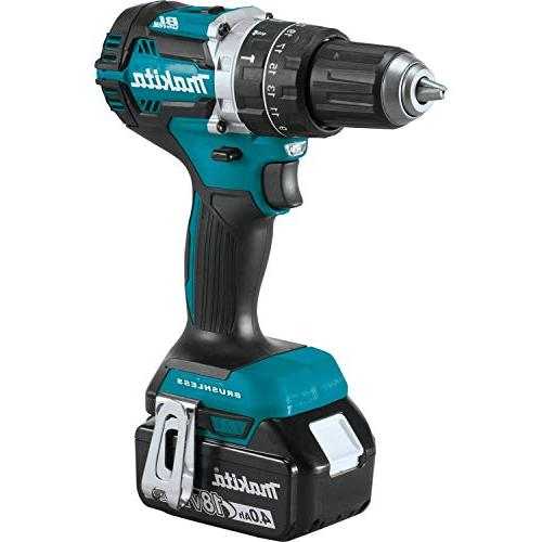 Makita 18V Lithium-Ion Brushless Combo