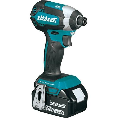 Makita XT612M Lithium-Ion Brushless Cordless 6-Pc. Combo