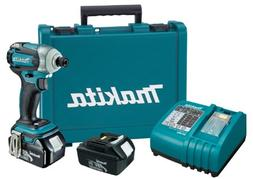 Makita LXDT06 18V LXT Lithium-Ion Brushless Cordless Quick-S