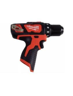 Milwaukee M12 12V 3/8-Inch Drill Driver  (Bare Tool Only - B