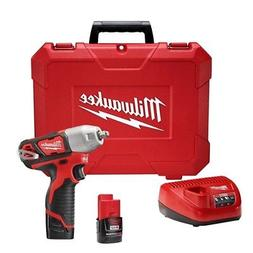 Milwaukee 2463-22 M12 3/8 Impact Wrench - Kit