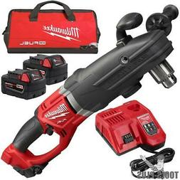 "Milwaukee 2709-22 M18 FUEL SUPER HAWG 1/2"" Right Angle Drill"