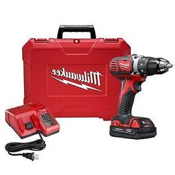 Milwaukee M18 18V Lithium-Ion 1/2 Inch Cordless Drill Driver