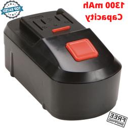NEW Drill Master 18v Battery Pack 18 volt rechargeable NI-CD